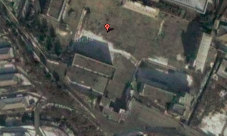 North Korean prison Camp 14
