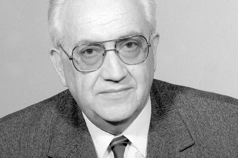 Prof. Dr. sc. Kurt Wünsche (Archivfoto 1990 / Text 1992)