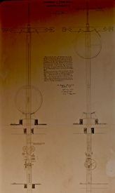чертежи механизма Хроно-Сферы
