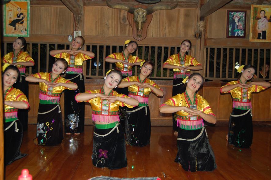 Dancers - Son La, Vietnam