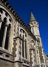 старое здание Кентерберийского Университета