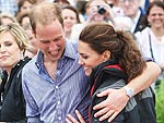 Prince William Beats Kate in Friendly Dragon Boat Race | Prince William
