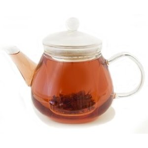 Grosche Glasgow Glass Teapot