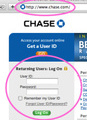 Chase Doesn't Encrypt Your Login Credentials?