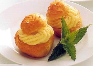 cream puffs: