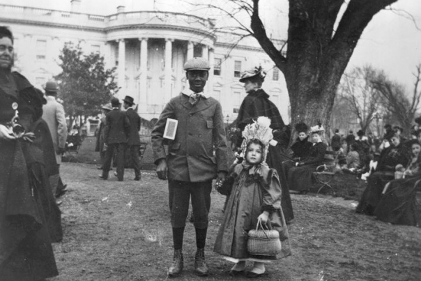 Easter Egg Roll 1898