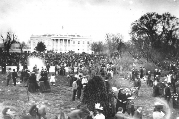 Easter Egg Roll 1903