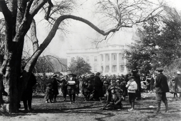 Easter Egg Roll 1923.2