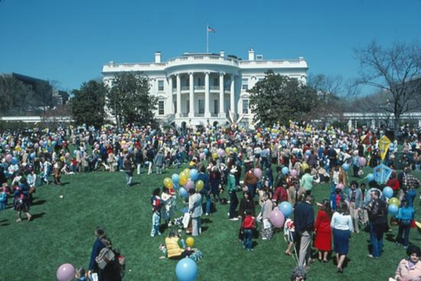 Easter Egg Roll 1982