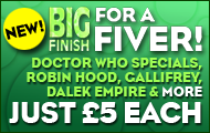 Big Finish for a Fiver