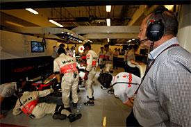 F1 mechanics