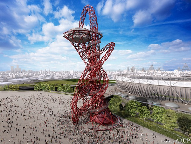Arcelormittal Orbit structure -