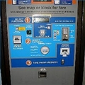This is one of the newer card machines.