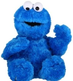 cookie monster:
