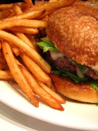 The Big K Burger: