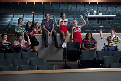 Glee returns to Global and Fox Tuesday, Sept. 21.