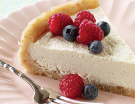 non-dairy raw cheesecake: