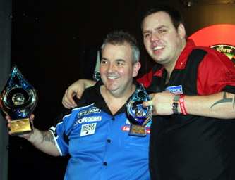 Phil Taylor - German Darts Classic Champion (Thomas Schroeer)