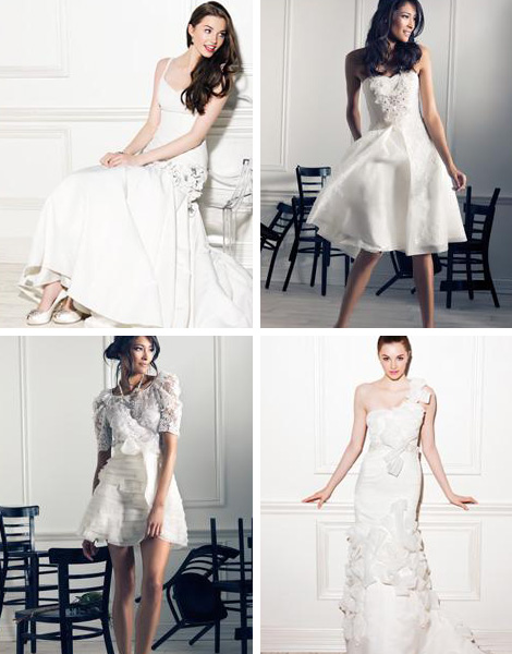 Designer Wedding Dresses on a Budget