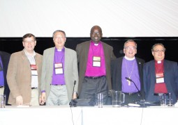 Lausanne Day 2: The worldwide Church in Development and in the Global Anglican Crisis