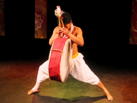 Manipur dance: