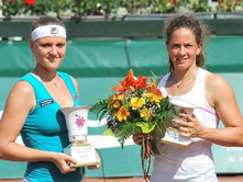 Agnes Szavay grabs title at Budapest GP again