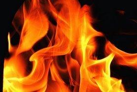 flames: