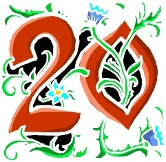 twenty: