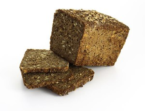 cereal rye bread: