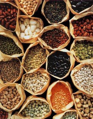 legumes galore: