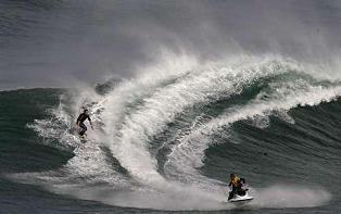 surfs up:
