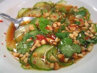 cucumber relish: