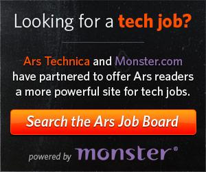 Ars Job Board Powered by Monster