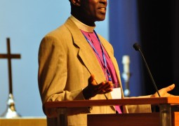 Plenary 2: Mission and Evangelism in East Africa - The Most Rev. Henry Luke Orombi (21st April)