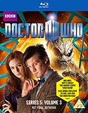 Doctor Who: Series 5 Volume 3 (Blu-Ray)