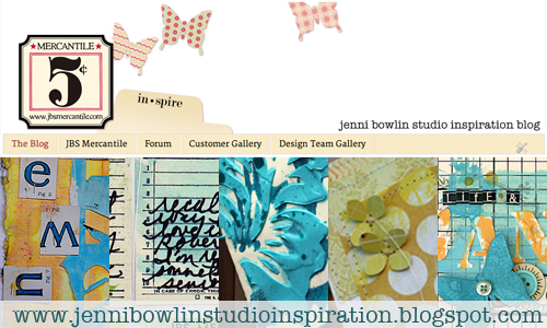 Jenni Bowlin Studio Inspiration Blog