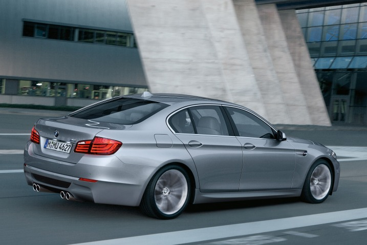 2012 BMW M5 Picture