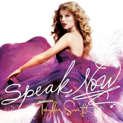 taylor swift speak now cover Top 10 Country Music Albums of 2010