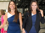Who wore it better? Jennifer Love Hewitt and newly-single Sofia Vergara both step out in NYC in same dress