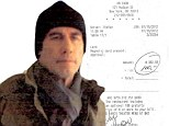 Is this proof John Travolta wasn't in LA at the time of sexual harassment allegation? A restaurant receipt and photo of the actor emerge which could clear his name