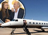 Chloe Green: 'Sometimes Daddy lends me his private jet'