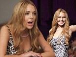 FIRST LOOK: Lindsay Lohan pulls no punches as she makes Glee debut as judge at Nationals