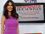 Desperate Housewives feud is finally out in the open as Teri Hatcher's name is left off crew's farewell gift from the cast