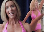 Sharon Simmons' lifelong dream was to audition for the Dallas Cowboys' cheerleading squad and now at 55, she has