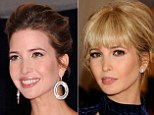 Ivanka Trump shows off bold new Bardot-esque look with blunt blonde bangs