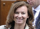 First lady in waiting: Valerie Trierweiler who becomes the first unmarried Première Dame in history