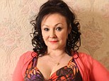 Nip, tuck: Actress Frances Barber is saving up for a facelift