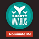 Nominate Politicolnews for a social media award in the Shorty Awards!