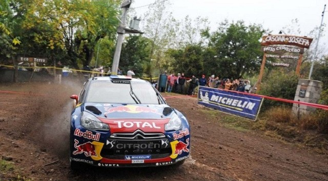 WRC – Sebastien Loeb Takes Another Win in Argentina!