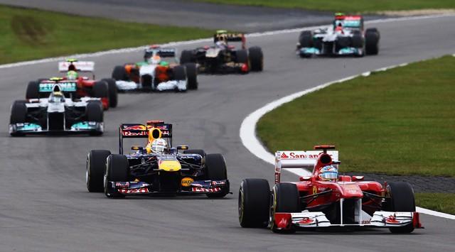 2012 F1 season stats – closer, slower, more interesting!